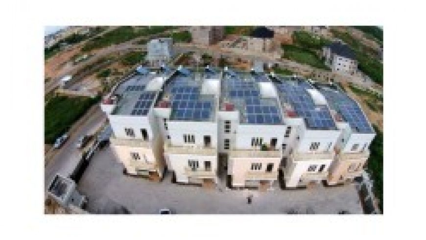 Deployment Of 30 KW Solar & Wind Hybrid Solution To Power 10 Apartments